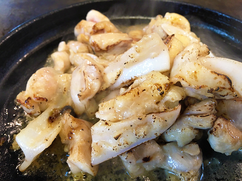 コリコリの肉付きヤゲン軟骨